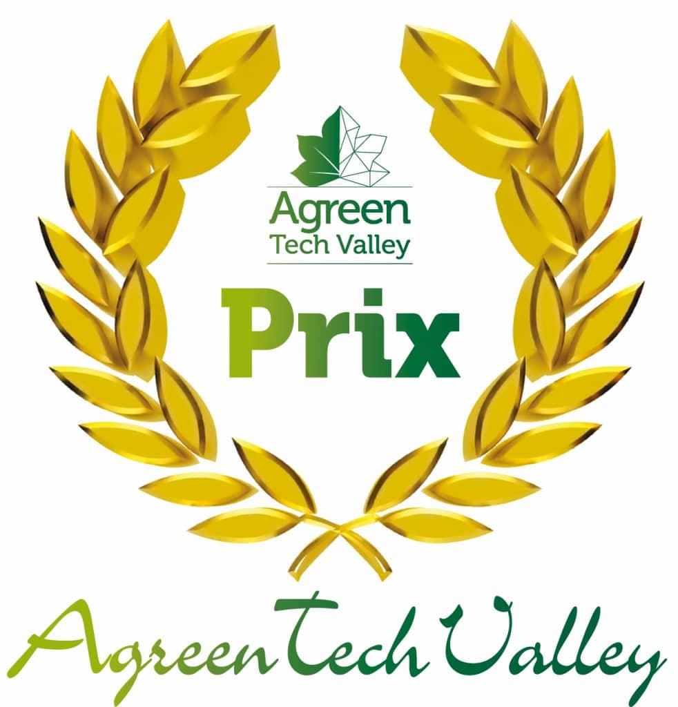 Logo Prix AgreenTech Valley
