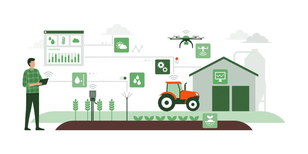 Technologies numériques -AgreenTech Valley